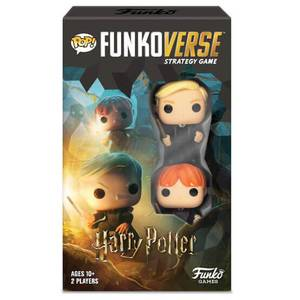 Funkoverse Harry Potter Strategy Game (2 Pack)