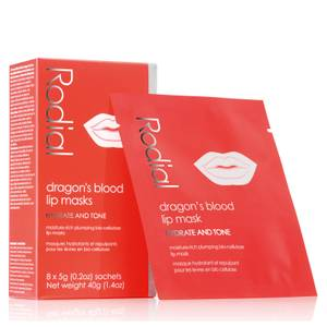 Rodial Dragon's Blood Lip Masks (8 Pack)