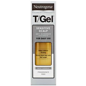 Neutrogena T/Gel for Sensitive Scalp 125ml