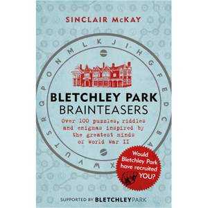 Bletchley Park Brainteasers (Paperback)