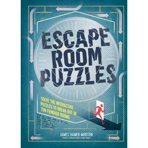 Escape Room Puzzles (Hardback)