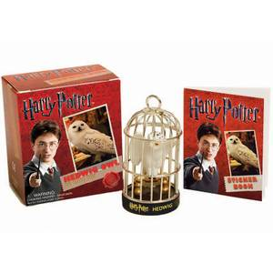 Mini kit Harry Potter – Kit Hedwige et livret d'autocollants