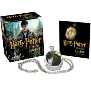 Mini kit Harry Potter – Médaillon Horcruxe et livret d'autocollants