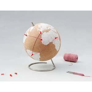 White Cork Globe - Large