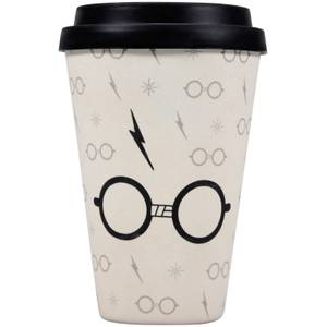 Harry Potter Bamboo Travel Mug