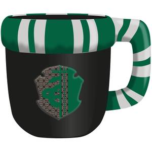 Harry Potter Shaped Mug - Slytherin