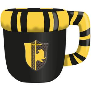 Harry Potter Shaped Mug - Hufflepuff