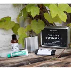 Men's Society The Stag Survival Kit