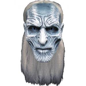 Trick Or Treat Game Of Thrones White Walker Halloween Mask