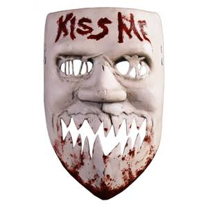 Trick Or Treat Purge: Election Year Kiss Me Mask