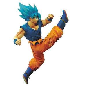 Statue Dragon Ball Super SS God Super Saiyan Goku Z-Battle - Banpresto