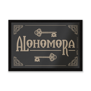Harry Potter Alohomora Entrance Mat