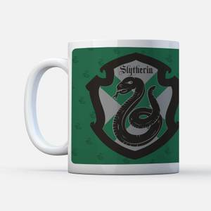 Harry Potter Slytherin House mok