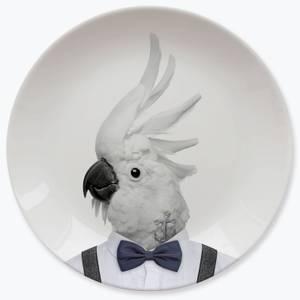 Wild Dining - Cockatoo Plate