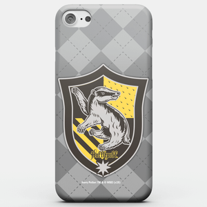 Harry Potter Phonecases Hufflepuff Crest Phone Case for iPhone and Android