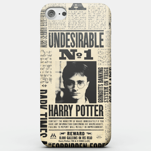 Coque Smartphone Undesirable No. 1 - Harry Potter pour iPhone et Android