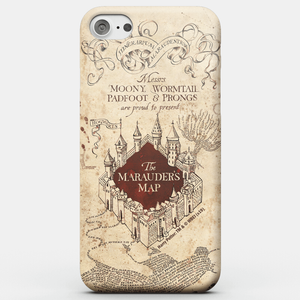 Harry Potter Phonecases Marauders Map Phone Case for iPhone and Android