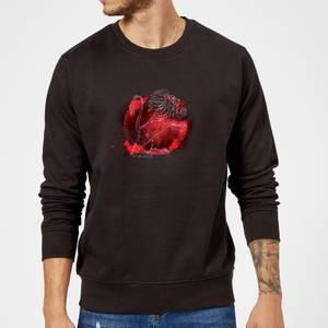Harry Potter Gryffindor Geometric Sweatshirt - Black