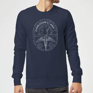 Harry Potter Dumblerdore's Army Sweatshirt - Navy