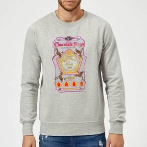 Harry Potter Chocolate Frog Sweatshirt - Grey