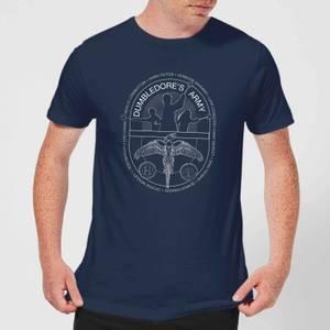 Harry Potter Dumblerdore's Army Men's T-Shirt - Navy