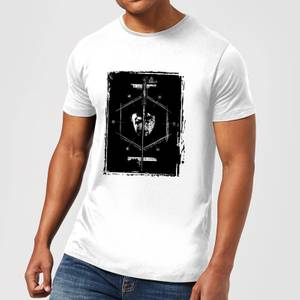 Harry Potter Harry Voldemort Wand Men's T-Shirt - White