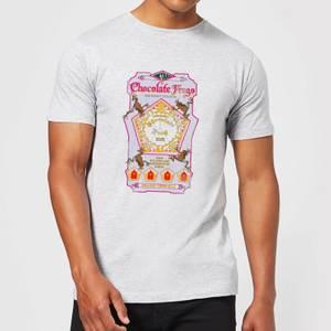 Harry Potter Chocolate Frog Men's T-Shirt - Grey