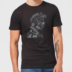 Harry Potter Harry Potter Head Men's T-Shirt - Black