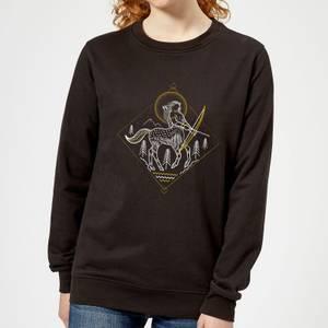 Harry Potter Bane Black Women's Sweatshirt - Black