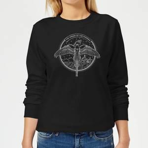 Harry Potter Order Of The Phoenix Women's Sweatshirt - Black