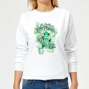 Harry Potter Floo Powder Women's Sweatshirt - White