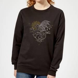 Harry Potter Thestral Women's Sweatshirt - Black