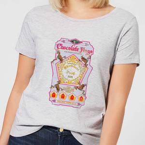 Harry Potter Chocolate Frog Women's T-Shirt - Grey