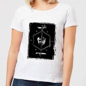 Harry Potter Harry Voldemort Wand Women's T-Shirt - White
