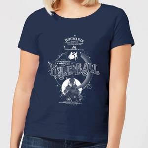 Harry Potter Yule Ball Women's T-Shirt - Navy