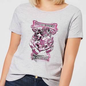 Harry Potter Triwizard Tournament Hogwarts Women's T-Shirt - Grey