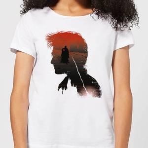 Harry Potter Harry Voldemort Women's T-Shirt - White
