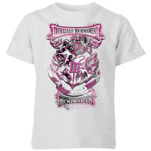 Harry Potter Triwizard Tournament Hogwarts Kids' T-Shirt - Grey