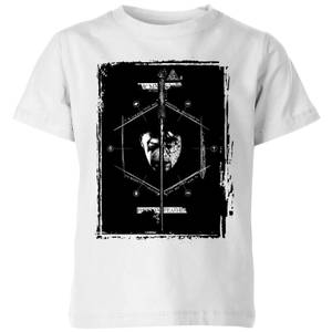 Harry Potter Harry Voldemort Wand Kids' T-Shirt - White