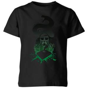 Harry Potter Tom Riddle Diary Kids' T-Shirt - Black