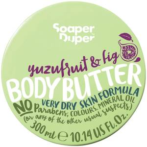 Soaper Duper Deluxe Yuzufruit & Fig Body Butter