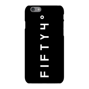 Fifty Four Degree Apparel Dark Phone Case for iPhone and Android