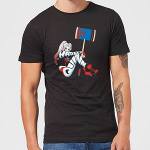 Batman Harley Quinn Men's T-Shirt - Black