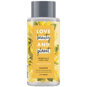 Love Beauty & Planet Hope & Repair Shampoo Mit Coconut Oil & Ylang Ylang