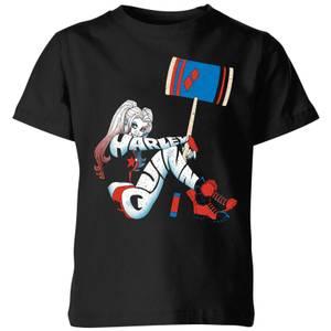 Batman Harley Quinn Kids' T-Shirt - Black