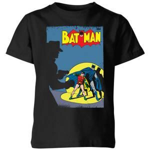 Batman Batman Cover Kids' T-Shirt - Black