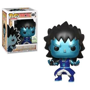 Fairy Tail - Gajeel Dragon Force Funko Pop! Vinyl ECCC 2019 EXC