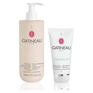 Gatineau Tan Accelerator and Aquamemory Mask Duo