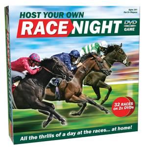 Host Your Own Race Night Brettspiel