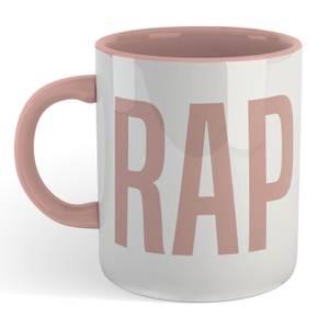 Crap Mug - White/Pink